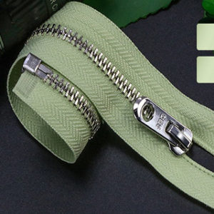 Environmental Metal Zipper