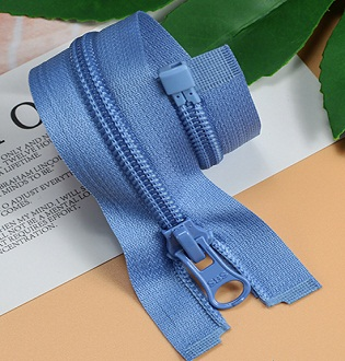 Light-weight Coil Zipper
